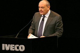 Paolo Monferino, IVECO