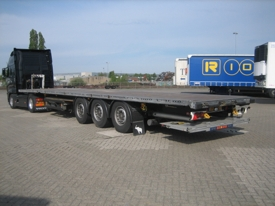 Schmitz Cargobull flatbed