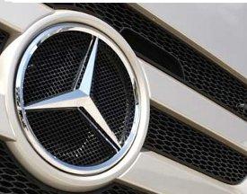 Mercedes facelifting