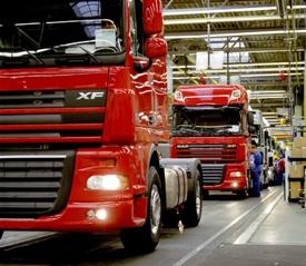 Proizvodnja teških kamiona