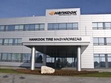 Hankook tvornica u Mađarskoj
