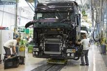 Scania, proizvodnja