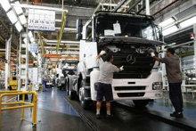 Proizvodna linija Mercedes-Benz