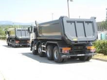 Volvo kamioni za Georad