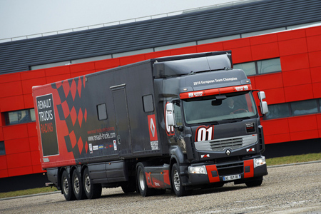 Renault Premium Route Truck Racing