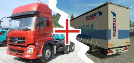 Schmitz Cargobull i Dongfeng joint-venture