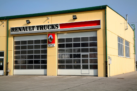 Hidropneumat - Renault Trucks servis