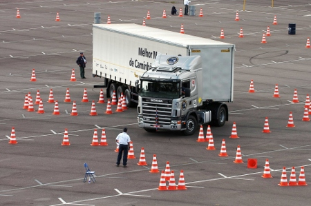 Scania Driver Competition