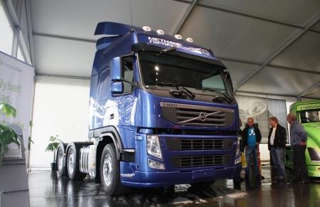 Volvo FM na pogon metanom i dieselom
