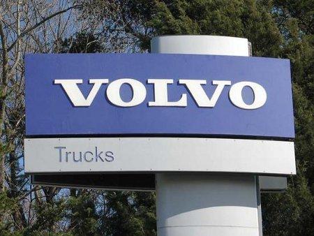 Volvo Trucks pano