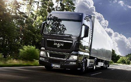 Ilustracija: MAN kamion