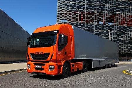 Iveco Stralis Hi-Way - kamion godine 2013.