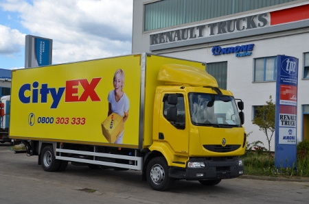 Renault Midlum za CityEx