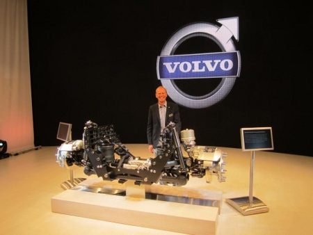 Novi Volvo FH: nezavisni prednji ovjes
