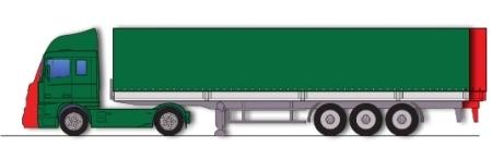 Aerodinamika zahtijeva produženje kabine kamiona