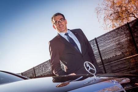 Heinz Scheiter, direktor tvrtke Star Import