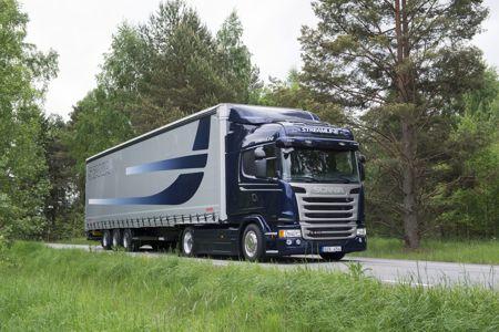 Scania G 410, osvajač njemačke titule