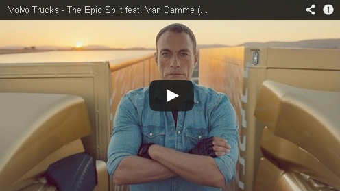 Jean Claude Van Damme - The Epic Split