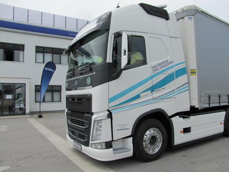 Volvo Trucks Driver's Fuel Challenge 2014 Croatia