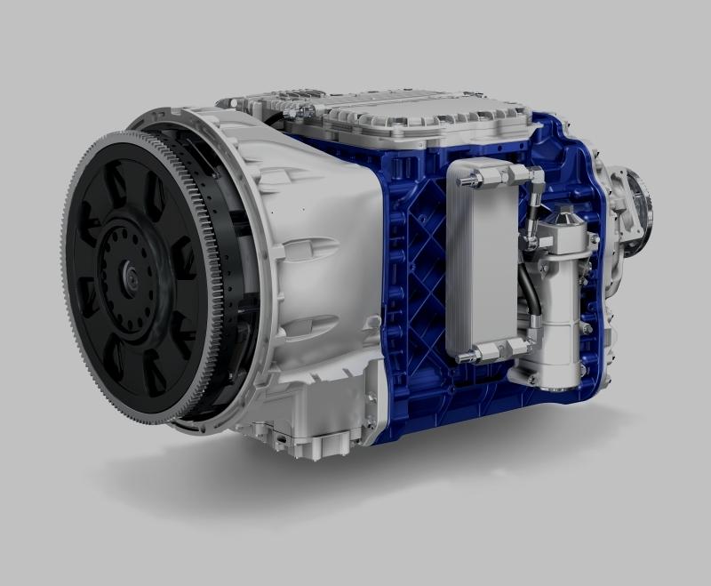 I-Shift mjenjač tvrtke Volvo Trucks