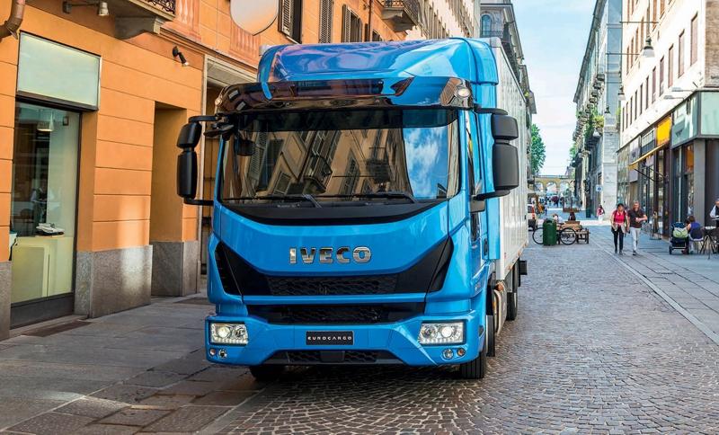 IVECO Eurocargo - Kamion godine 2016.