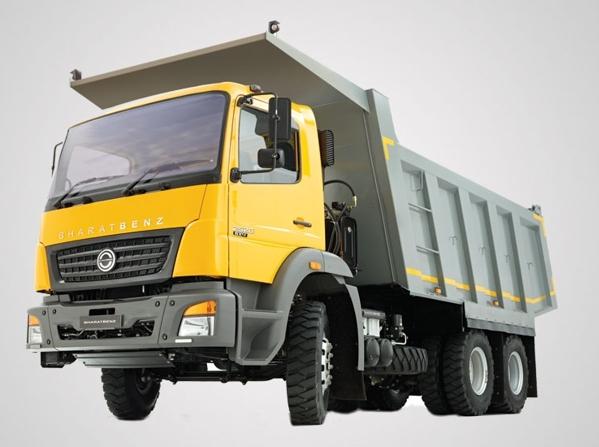 Kamion BharatBenz