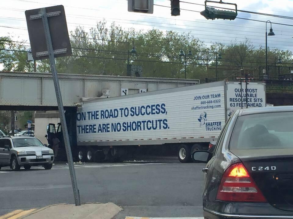 Na putu do uspjeha ne postoje prečice