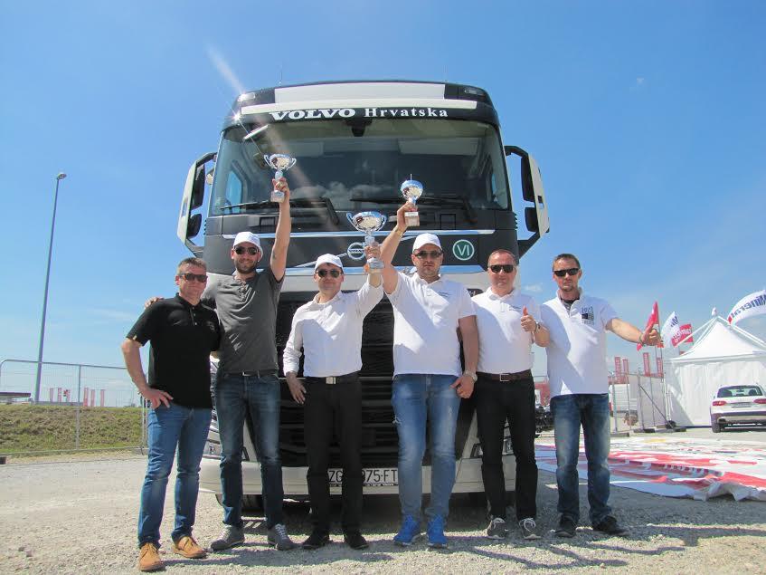 Laureati hrvatskog natjecanja Driver's Fuel Challenge 2016.