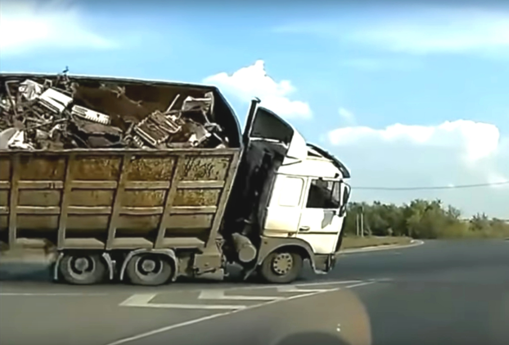 Kamionske nezgode 2017. godine