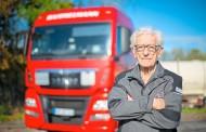 Karl Schabhüser - za volanom kamiona i nakon 93. rođendana