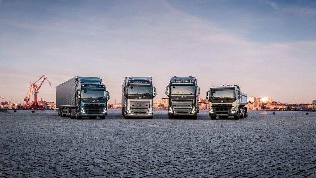 Novi Volvo kamioni