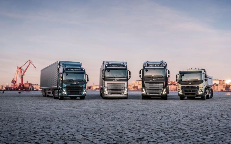 Novi Volvo kamioni - istaknuta slika