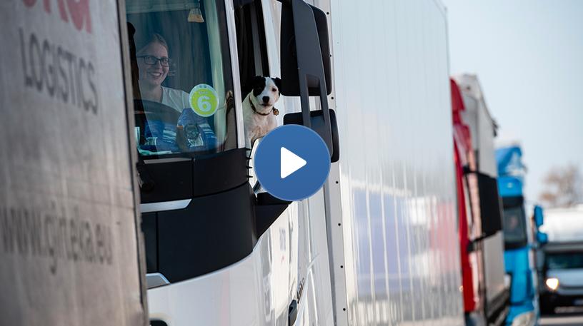 Bolji radni uvjeti za vozače kamiona diljem EU