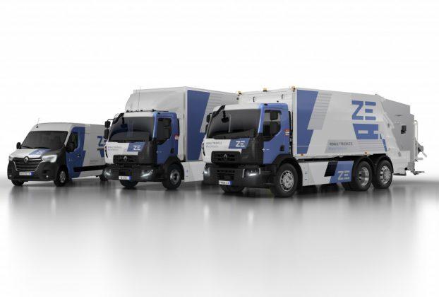 Renault Trucks ZE serija