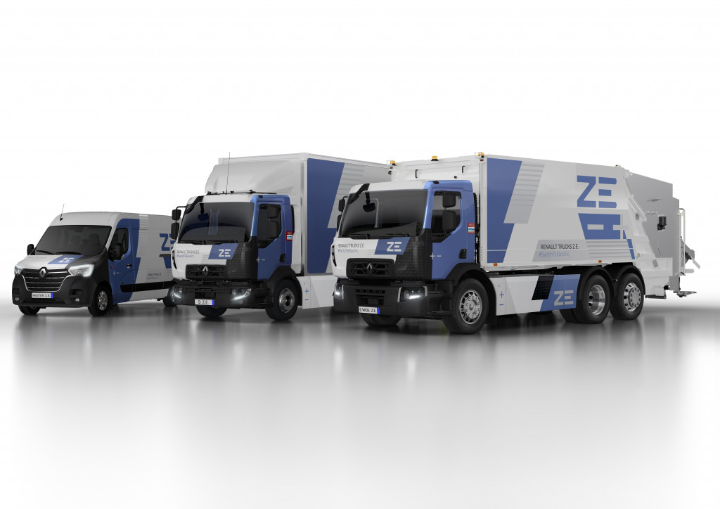 Renault Trucks proširuje ponudu električnih vozila